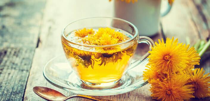Ceaiul de Papadie - Beneficii si Contraindicatii - Ceaiuri Naturale