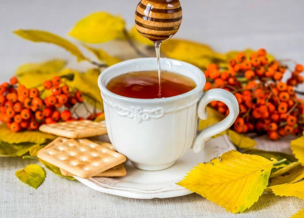catina-cu-miere-ceai
