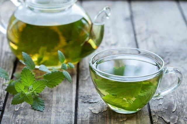 ceai-cana-menta