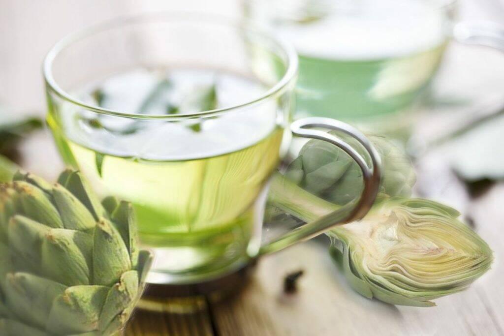 ceai-de-anghinare