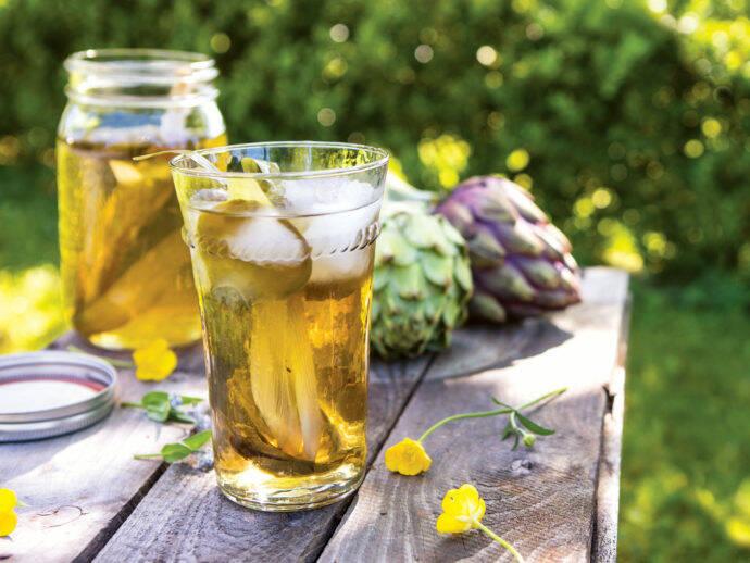 ceai-de-anghinare-beneficii