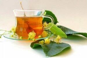 ceai de tei flori
