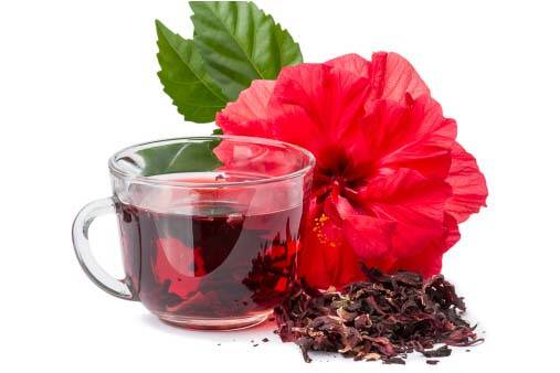 hibiscus pierderea de grăsime de ceai